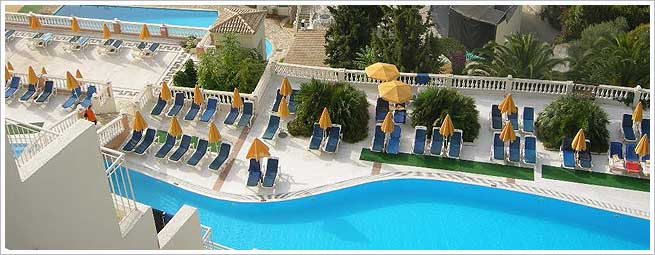 odmor na Krfu, Sunshine Corfu Hotel and Spa